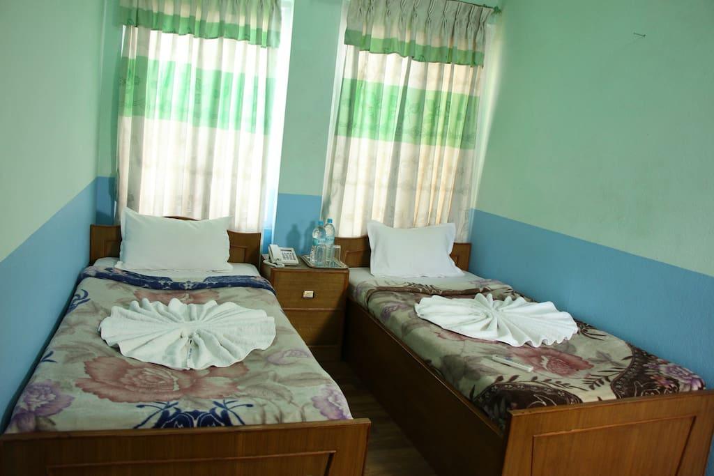3. Twin Room
