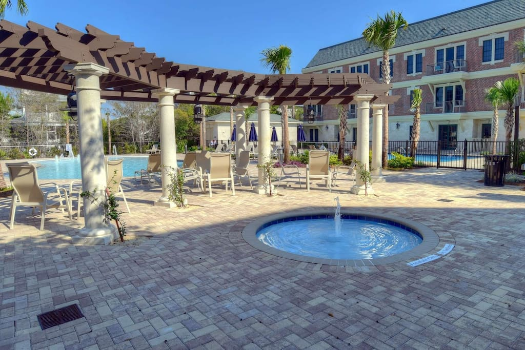Relax by the gorgeous community pool!