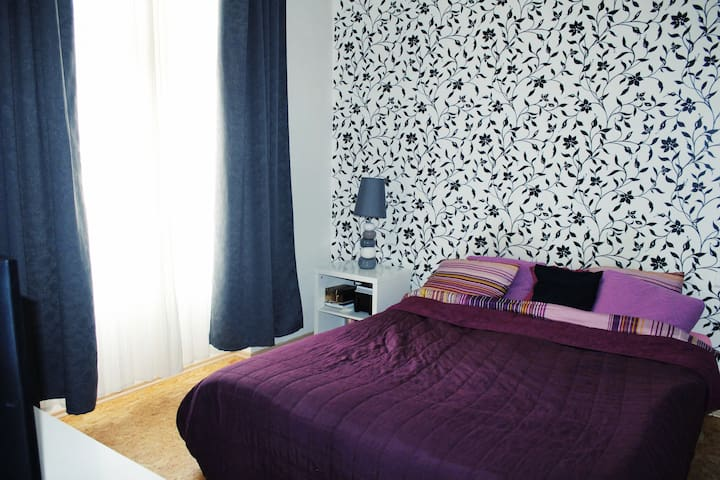 Apartment for two in a quiet part of city center