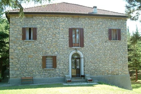 """Il Bosco"", a real ancient villa in the Appennini - Monterenzio - 別荘"