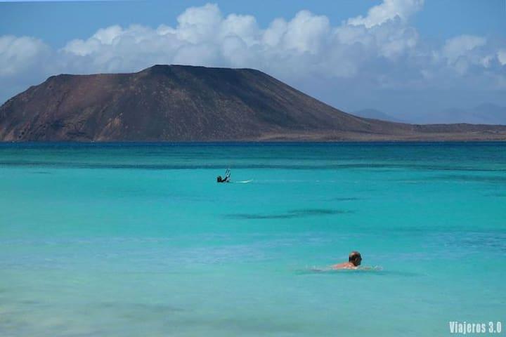 Paseando por Fuerteventura