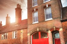 Arthouse at the old fire station