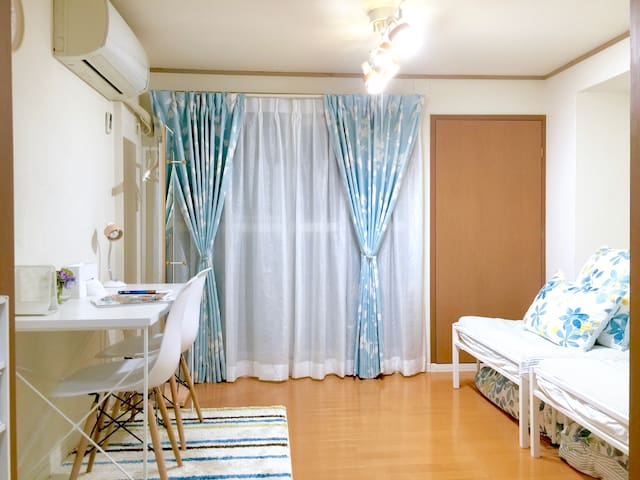 Near Shinsaibashi / bicycle×2,WiFi×1 Free rental