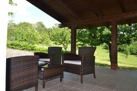 Entspannendes und komfortables Landhaus