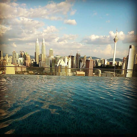 sky pool regalia