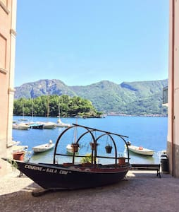 Balcone sull'Isola - Sala Comacina - Huis