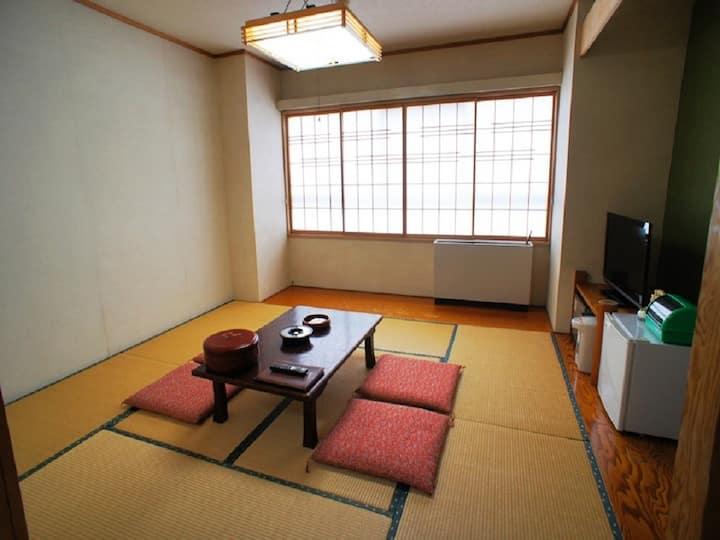 8 tatami mats Japanese Room or JPN-Western Room