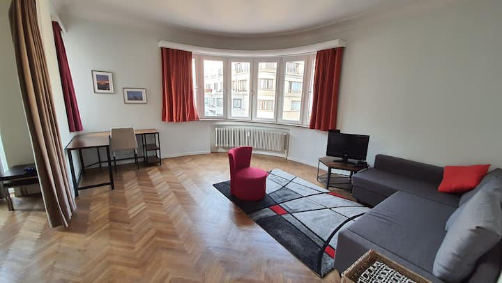 Flat at the European District 96 m2