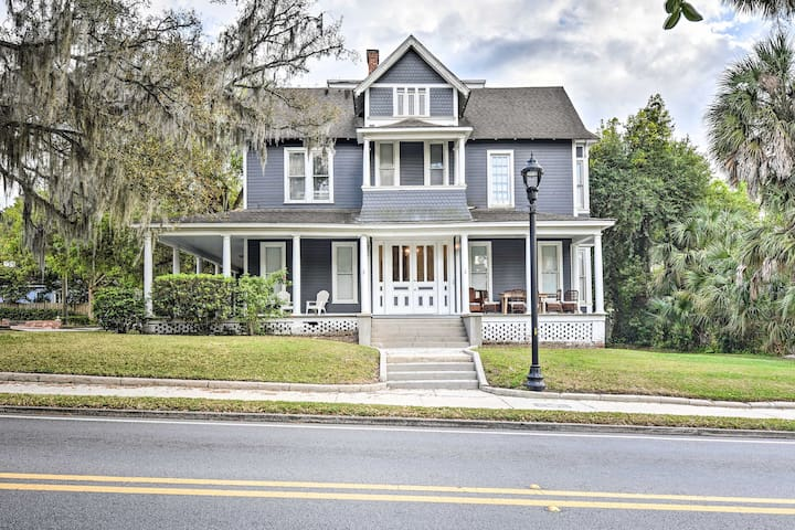 NEW! Victorian Manor: 5 Mi to Silver Springs St Pk