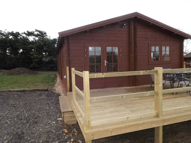 Holly Lodge at Avonvale Holiday Lodges