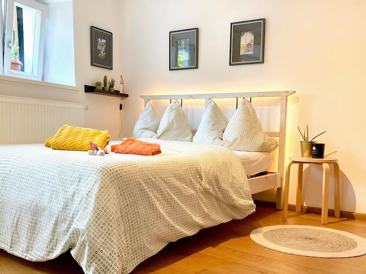 Cozy room in the heart of Landshut