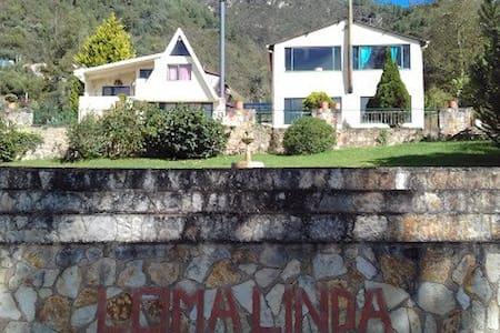 Espectacular casa de campo - Sesquilé - Talo