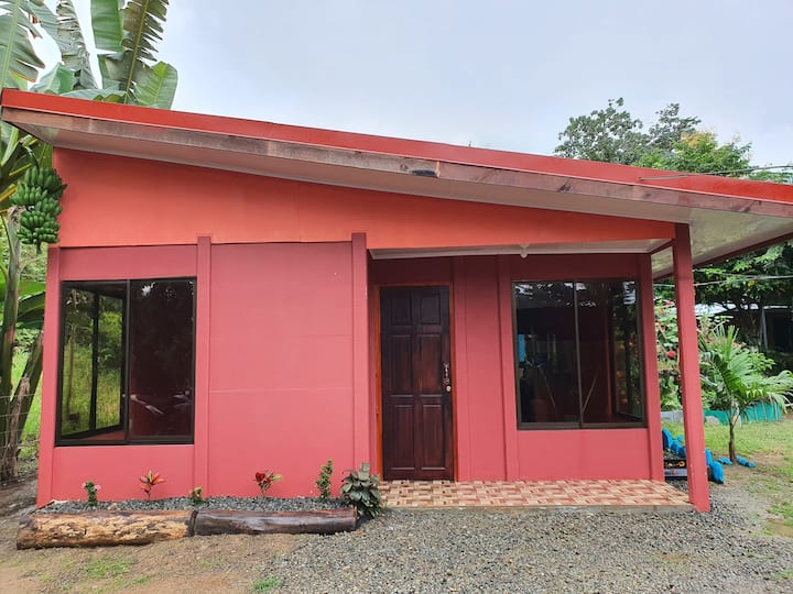 Casa ubicada cerca de muchas playas