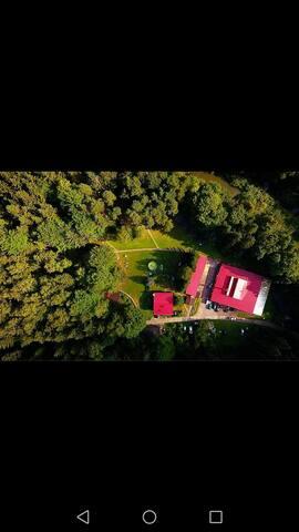 Ośrodek leśny Rajsko