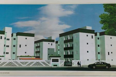 Apartamento Mongaguá,  Praia da Plataforma