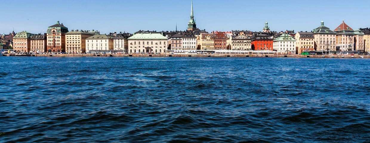 Vacation rentals in Stockholm