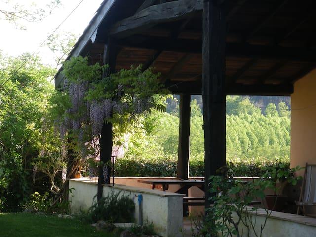 Maison de campagne en pleine Nature - Grignols - Casa