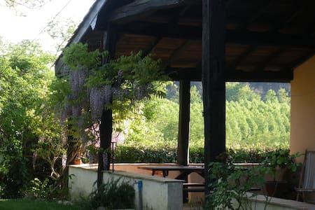 Maison de campagne en pleine Nature - Grignols