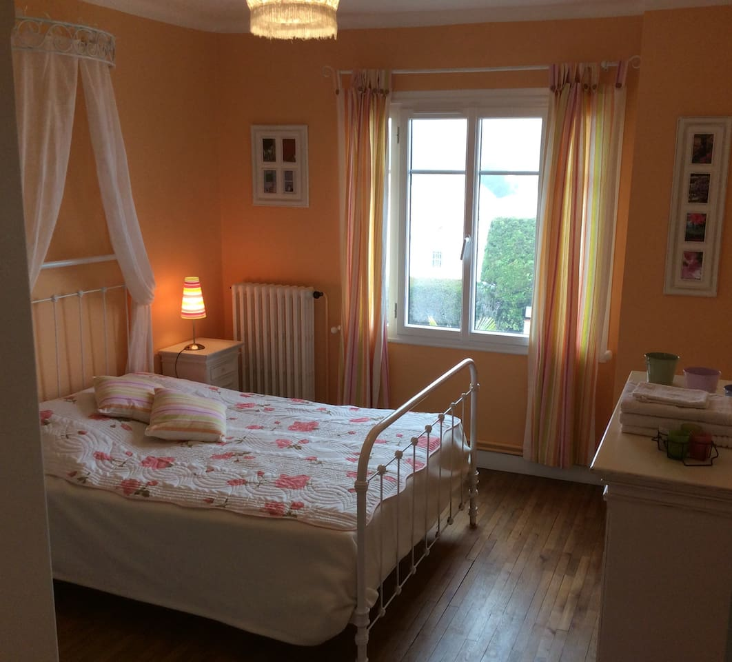 Chambre d 39 hotes bed breakfasts en alquiler en for Chambre hote noirmoutier