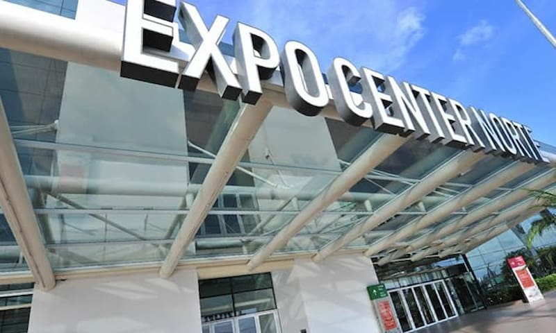 Events at Expo Center Norte or Anhembi