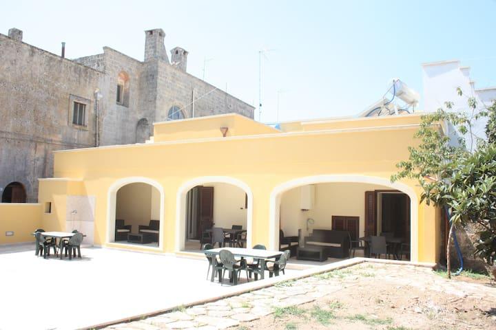 Casa Jacqueline nel Borgo - Giuliano Di Lecce - Apartment
