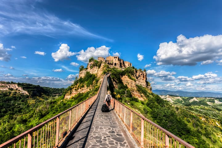 Corte della Maestà - Timeless Retreat - Civita - Лофт