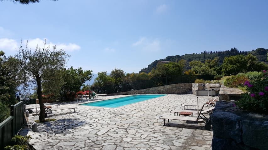 SYBIL- Apartment with private access to the sea