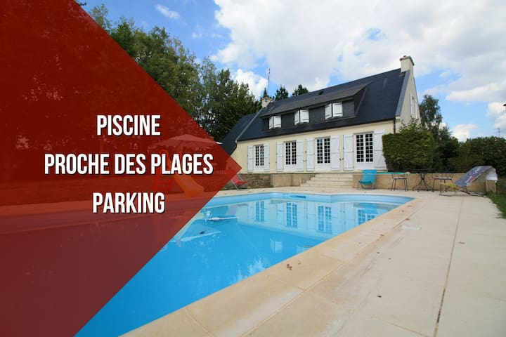 CLOSE TO BEACHES + PARKING + SWIMMING POOL - Baden - 獨棟