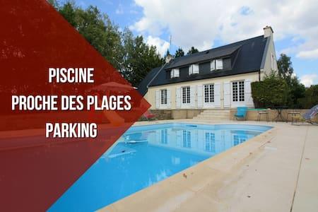 PROCHE DES PLAGES + PARKING + PISCINE - Baden