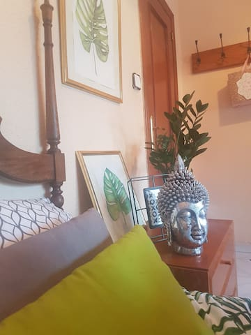 Private rooms in a cosy shared flat in Alicante