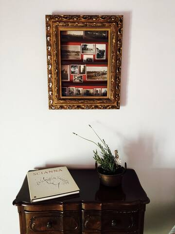 """Terra Rossa"" room's details"