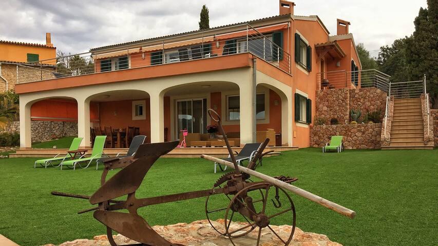 Lovely and luxury villa in bunyola - Bunyola - Casa