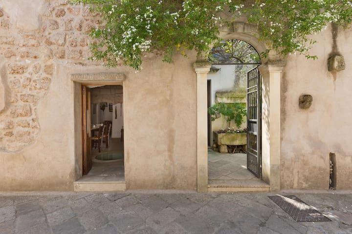 733 Appartamento nel centro storico di Sternatia - Sternatia - Leilighet