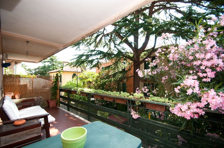 lovely apartment Venice Lido with terrace