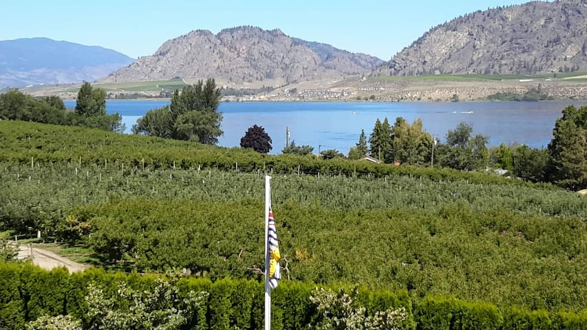 Lake Osoyoos Orchard Retreat - Osoyoos - บ้าน
