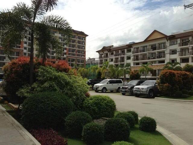 Studio in a Resort Themed Condo - Cebu City - Appartement