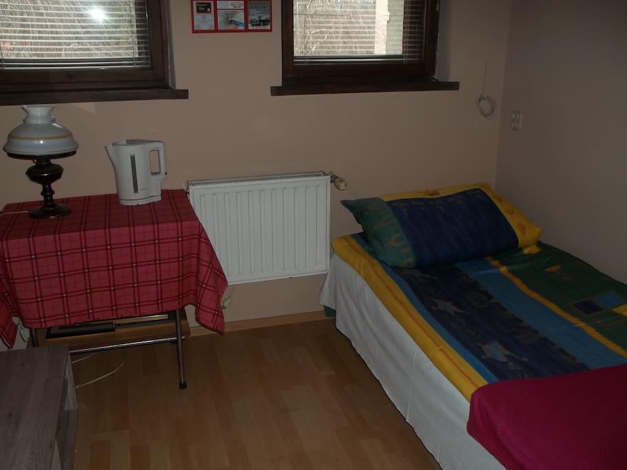 Pokój - łóżko