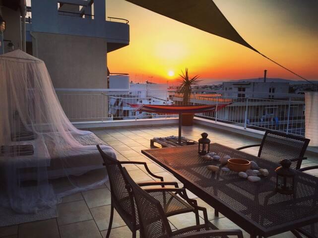 SKAMAShouse : 115 sq.M Apartment @Elliniko /Athens