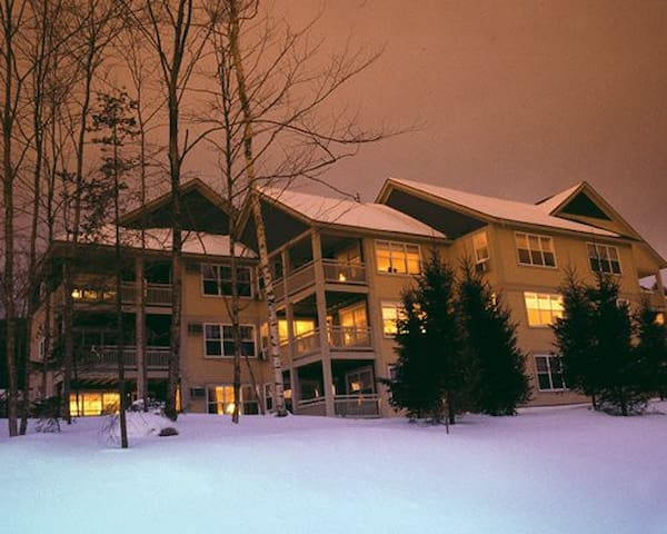 Wyndham Smugglers' Notch- 3 Bedroom - Cambridge - Leilighet