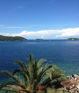 Lovely Apartment Tomić Well Located - Vis - Huoneisto