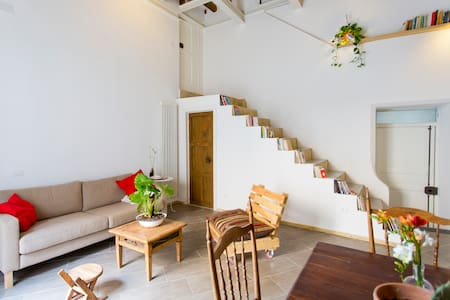 Fascinating Flat in City Center 2 - Palermo