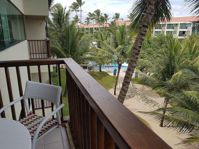 Marulho Resort - Flat de 45m2