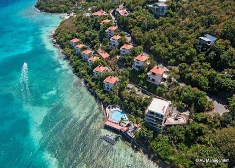 Blue Moon Villa At Point Pleasant Condominiums For Rent