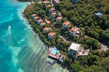 Blue Moon Villa at Point Pleasant - Charlotte Amalie