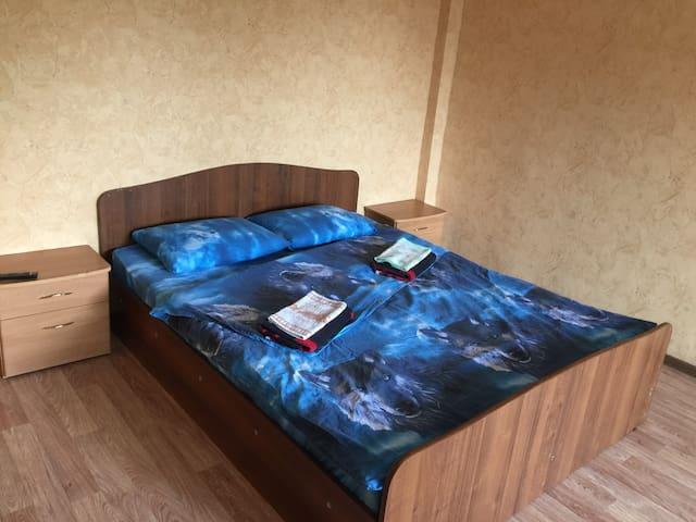 "1комнатная квартира ""Люкс"" в центре - Angarsk - Appartement"