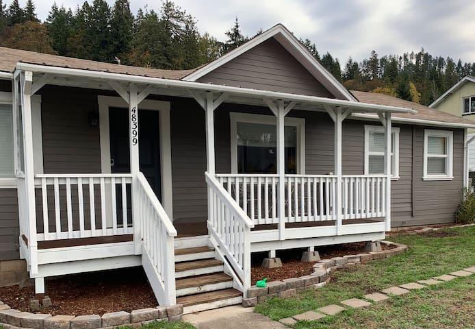 Oakridge Union Cog House