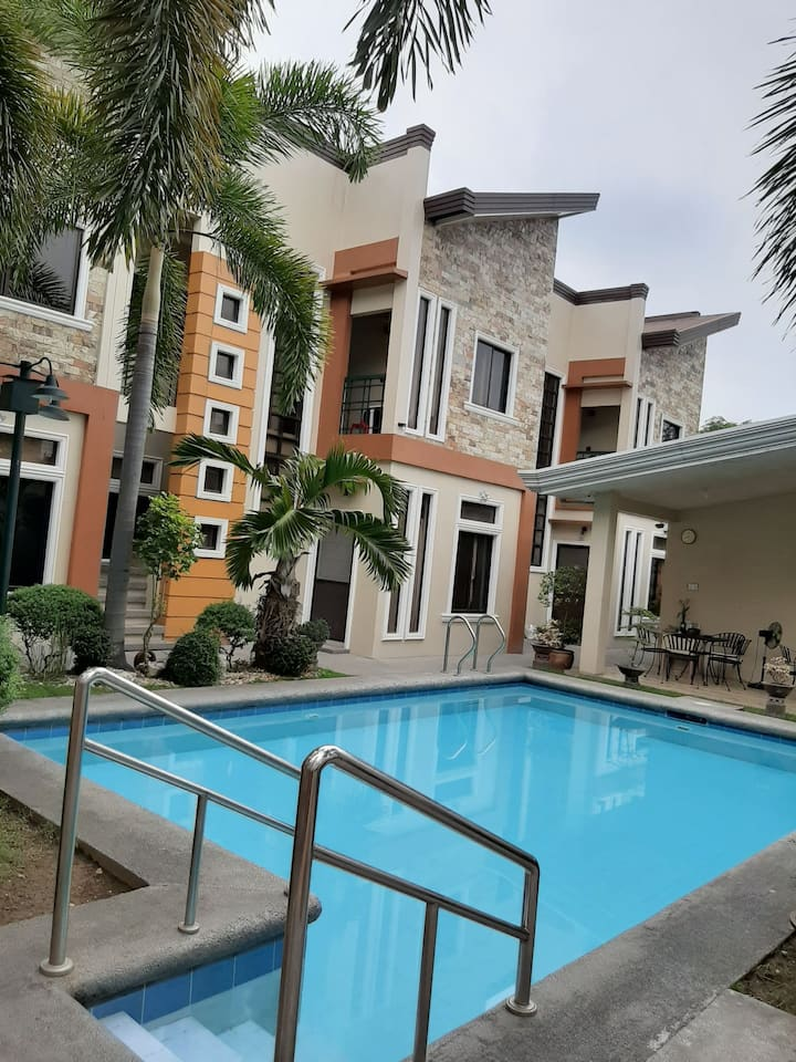 Furnished Studio Type at Clarkview Angeles City