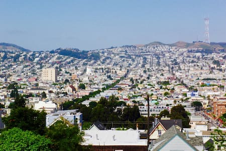 WELCOME TO YOUR HOME AWAY FROM HOME - San Francisco