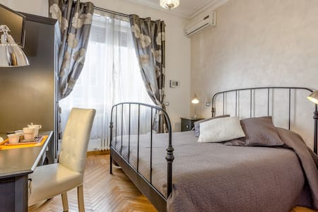 PEARL DOUBLE ROOM IN CENTER - URBI ET ORBI ROMA - Bed & Breakfast