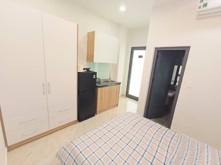 HOT ITEM_High Floor with COZY APT@Full Kitchen#NEW